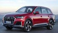 Audi Q7 2020 โฉบเฉี่ยวโดนใจในสไตล์ครอสโอเวอร์ติดตั้งระบบไฟหน้าแบบ HD Matrix LED พร้อมไฟส่องสว่างสำหรับการขับขี่กลางวันแบบ Daytime Running Lights และ ไฟตัดหมอกด้านหน้า - 1