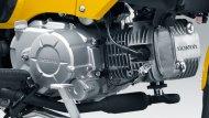 ใช้เครื่องยนต์แอร์คูลด์ 1 สูบ 4 จังหวะ แต่ขนาดความจุและกำลังที่ได้ต่างกันตามรหัสรุ่น คือ  Honda Cross Cub  50 ให้กำลังสูงสุด 3.7 แรงม้า และแรงบิดสูงสุด 3.8 นิวตันเมตร  Honda Cross Cub 110 ให้กำลังสูงสุด 8 แรงม้า และแรงบิดสูงสุด 8.5 นิวตันเมตร - 9