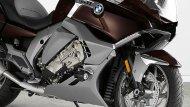 BMW K 1600 GTL มาพร้อมกับเครื่องยนต์ 6 สูบแถวเรียง ขนาด 1,649 ซีซี แรงบิดสูงสุด 175 นิวตัน-เมตร ที่ 5,250 รอบ/นาที - 8