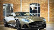 Aston Martin DBS Superleggera Special Edition คือรถสปอร์ต GT รุ่นล่าสุดของ Aston Martin 007 Series ยนตร์ พยัคฆ์ร้าย 007 ชุดที่ 6 On Her Majesty's Secret Service กับบทบาทพาหนะคู่ใจเจมส์ บอนด์ สายลับท - 1
