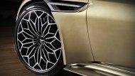 ล้อลายพิเศษ Y-Spoke ขนาด 21 นิ้ว เพื่อให้ดูคล้ายล้อซี่ลวดของ Aston Martin DBS ปี 1969 - 6
