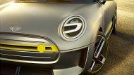 ภาพจำลองในส่วนหน้าของ MINI Cooper S E 2020 - 3