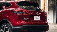 ดีไซน์ด้านท้่ายของ Nissan ROGUE SPORT 2020 - 7