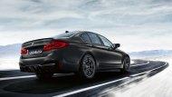BMW M5 Edition 35 ด้วยอัตราเร่งนี้ในทางตรง อาจต้องควบ Ferrari F8 Tributo 2019 หรือ Lamborghini Huracan Evo 2019 หรือ Porsche 911 Turbo ที่ติดตั้ง Sport Chrono Package ขึ้นไป ซึ่งจะไวกว่าอยู่ 0.4 วินาที แต่ BMW M5 Edition 35 ราคาเกิน 1 แสนดอลลาร์ - 10
