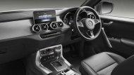 ภายในของ Mercedes-Benz X-Class Element Edition ที่เหมือนกับ X class ทุกๆเวอร์ชั่น - 5