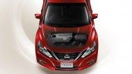 Nissan Teana 2019-2020 มาพร้อมกับเครื่องยนต์ QR25DE 4 สูบ 16 วาล์ว 173 แรงม้า แรงบิดสูงสุดที่ 234 แรงเต็มสมรรถนะ ผสานการทำงานกับระบบวาล์วแปรผันคู่ Twin C-VTC ควบคุมการเปิดและปิดของวาล์วไอดีและไอเสีย ให้ทำงานสัมพันธ์กัน - 16