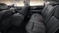 ภายในห้องโดยสาร Nissan Teana 2019-2020 กว้างขวาง โอ่อ่า หรูหรา ออกและตกแต่งอย่างประณีตด้วยวัสดุพรีเมียมสีเงินทันสมัย เน้นการตกแต่งด้วยโทนสีดำ เบาะนั่งเป็นแบบ SPINAL SUPPORT SEAT - 10