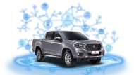 NEW MG EXTENDER 2019-2020 มาพร้อมกับเทคโนโลยี i-SMART เพื่อให้คุณและรถสามารถสื่อสารกันได้เสมือนเป็นหนึ่งเดียวกัน - 13