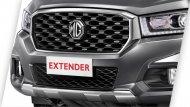 กระจังหน้าดีไซน์โมเดิร์น สวย โดดเด่น เสริมความแข็งแกร่งและดุดัน น่าเกรงขามเป็นเอกลักษณ์เฉพาะตัวของ NEW MG EXTENDER 2019-2020 - 5