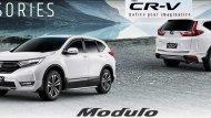 ส่องชุดแต่ง ALL NEW HONDA CR-V 2019-2020 Modulo รถ SUV สุดยอดเห่งยนตกรรมสุดหรูระดับพรีเมียม - 4