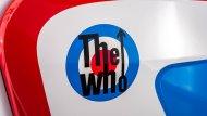 โลโก้วง The Who ติดอยู่บนตัวถัง - 8