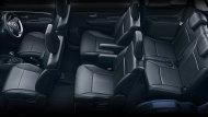 ภายในของ All-new Suzuki XL6 โดยรวมจะเหมือนกับ Suzuki Ertiga 2019 เว้นเสียแต่การตกแต่งและจัดวางเบาะนั่งใหม่ ให้เป็นแบบ 6 ที่นั่ง หุ้มด้วยหนัง ดูพรีเมียมตรงเบาะแถวสองจะเป็นเบาะแยกพร้อมที่พักแขนส่วนตัว น่านั่งมากกว่า - 7