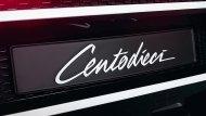 มีการประดับคำ Centodieci ด้านท้าย ขุมพลังของ Bugatti Centodieci ไม่ใช่เครื่องยนต์ วี 12 สูบ อัดอากาศด้วยเทอร์โบ 4 ตัว อย่าง Bugatti EB110 SS แต่เปลี่ยนเป็นแบบ W16 สูบ ขนาดความจุ 8.0 ลิตร เทอร์โบ 4 ตัว - 7