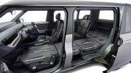 แต่ในรถคันจริงเมื่อวางจำหน่ายคาดว่าจะมีทั้งแบบ 2 แถว 5 ที่นั่ง และแบบ 3 แถว 7 ที่นั่ง ให้เลือกด้วย - 6