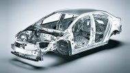 Body Rigidity เพิ่มความมั่นคงของรถจากโครงสร้างเหล็กที่แข็งแรง พร้อมเพิ่มจำนวนจุดเชื่อมตัวรถ (Spot Welding) ช่วยรองรับแรงบิดที่มีต่อตัวถัง เพิ่มประสิทธิภาพในการทรงตัวและเกาะถนน - 13