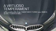 เครื่องยนต์เบนซิน 8 สูบ Twinpower turbo  - 8