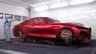 BMW Concept 4  ขณะเตรียมประกอบล้อ - 3