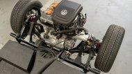 สำหรับขุมพลังเครื่องยนต์ของ e-Beetle คือการนำมอเตอร์ของ Volkswagen e-UP มาดัดแปลง - 5