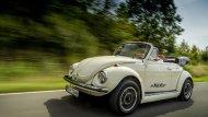 Volkswagen e-beetle กำลังถูกนำไปจัดแสดงในงานแฟรงก์เฟิร์ต มอเตอร์ โชว์ 2019  - 8