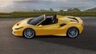 สำหรับขุมพลังเครื่องยนต์ของ Ferrari F8 Spider รุ่นนี้มาพร้อมกับความแรงของเครื่องยนต์ V8 ที่ถือว่าแรงที่สุดตั้งแต่พัฒนาเครื่องยนต์ในรหัสนี้มา ด้วยเครื่องยนต์ 3,900  ซี.ซี. 720 แรงม้า โดยตำแหน่งเครื่องถูกวางกลางลำตัวรถ - 6