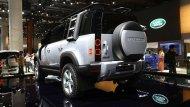 ดีไซน์ด้านท้าย ของAll-new Land Rover Defender 2020 - 3