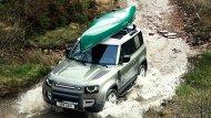 Land Rover Defender 2020 จำหน่าย 6  รุ่นย่อย ในราคาเริ่มต้นกับ รุ่น P300 Standard ที่ ราคา 49,900 ดอลลาร์ - 9