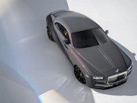 สุดยอดยนตรกรรมระดับโลก Rolls-Royce Wraith Luminary Collection 2018