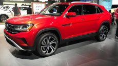 Volkswagen Atlas 2020 ครอสโอเวอร์สปอร์ต SUV เตรียมขายในตลาดอเมริกาแล้ว