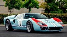 มาส่อง Ford GT40 จากหนังดัง Ford V Ferrari