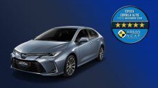 NCAP ยก Toyota Corolla Altis 2020ปลอดภัยระดับ 5 ดาว