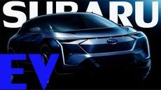 Subaru EV อีก 5 ปี พร้อมขับเคลื่อนด้วยเทคโนโลยีไฟฟ้า