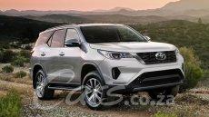New Toyota Fortuner 2020 อาจเปิดตัวช่วงครึ่งหลังของปี 2563