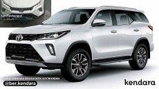 หรือนี่จะเป็น Toyota Fortuner 2020 เวอร์ชั่น TRD Sportivo