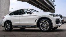 BMW X4 xDrive20d M Sport X 2020 ระดับการตกแต่งใหม่ ราคาเดิม