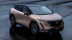 เปิดตัว Nissan Ariya 2021 รถยนต์ไฟฟ้าล้วน ปล่อยมือขับได้!