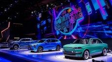 รวม 10 รถยนต์จีนที่ขายดีที่สุดในประเทศจีน