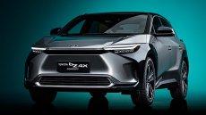 Toyota bZ4X รถ SUV ไฟฟ้าพัฒนาร่วมกับ Subaru พร้อมขายกลางปี 2022