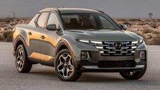Hyundai Santa Cruz 2022 ไลฟ์สไตล์ครอสโอเวอร์แนวคิดใหม่ไร้กรอบ