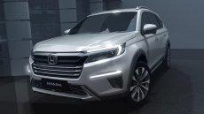 Honda BR-V 2022 โฉมใหม่ใหญ่ขึ้น ขยับมาใช้พื้นฐานร่วมกับ City