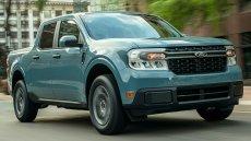 Ford Maverick 2022 กระบะอเนกประสงค์ ทรงดี ฟีเจอร์เพียบ