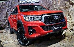 Toyota Hilux Revo Rocco 2018 หล่อ เข้ม สไตล์คุณ