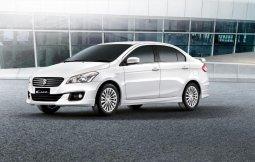 SUZUKI Claz รถเก๋งดีไซน์สวย ผสมความเป็นสปอร์ตได้อย่างลงตัว
