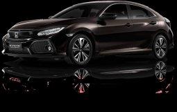 New Honda Civic Hatchback สวยหรูถูกใจดีไซน์สปอร์ต มาพร้อมกับความแรงแห่งสปิริตที่ไม่ต้องตามใคร