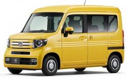 เอาใจคนรักครอบครัวกับรถตู้ Honda N-Van 2018