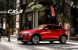 พร้อมเปิดตัวอย่างสง่างามกับ Mazda CX-3 2018 ไมเนอร์เชนจ์