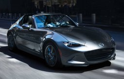 Mazda MX-5 RF 2018 ปรับโฉมเท่โดนใจไปเลย