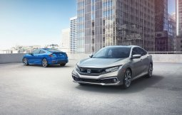 Honda Civic 2019 New Minor Changes ปรับดีไซน์โฉมใหม่ พร้อมเปิดตัวเผยโฉมอย่างเป็นทางการแล้วในประเทศสหรัฐอเมริกา