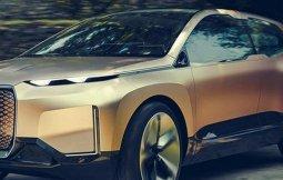 ส่อง BMW iNEXTครอสโอเวอร์ไฟฟ้า กับภาพครั้งแรกบนโลกออนไลน์