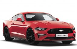 Ford Mustang 2018 รุ่นปรับโฉมใหม่หลังจากประสบความสำเร็จใน 2 ปีที่ผ่านมา