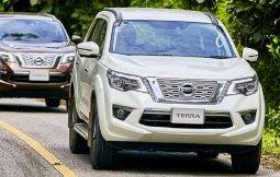 ส่องความเรียบหรู แต่แรงล้ำเกินใครกับ Nissan Terra 2019 ใหม่